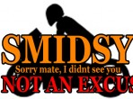 SMIDSY – Sorry Mate, I Didn't See You