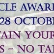 Motorcycle Awareness Week 20 – 28 October 2012