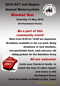flyer 2016 Blanket Run