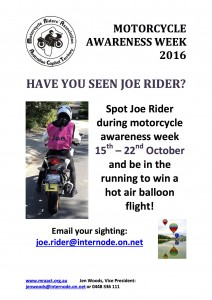 motorcycle-awareness-week-joe-rider-flyer